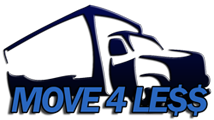 Move 4 Less Logo